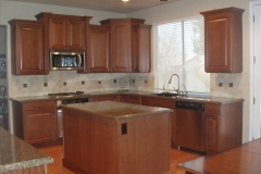 Remodeling IN Fishers Kitchen